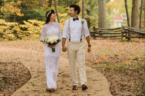 Married October 2015 • Historic Polegreen Church • Mechanicsville, VA