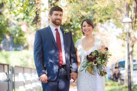 Married October 2016 • Maymont • Richmond, VA  Nancy Topham Photography