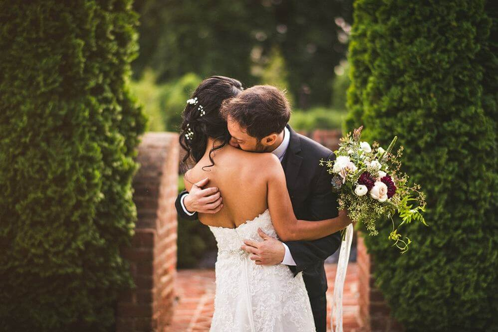 Married September 2015 • Mankin Mansion • Richmond, VA Photographs by Sam Hurd
