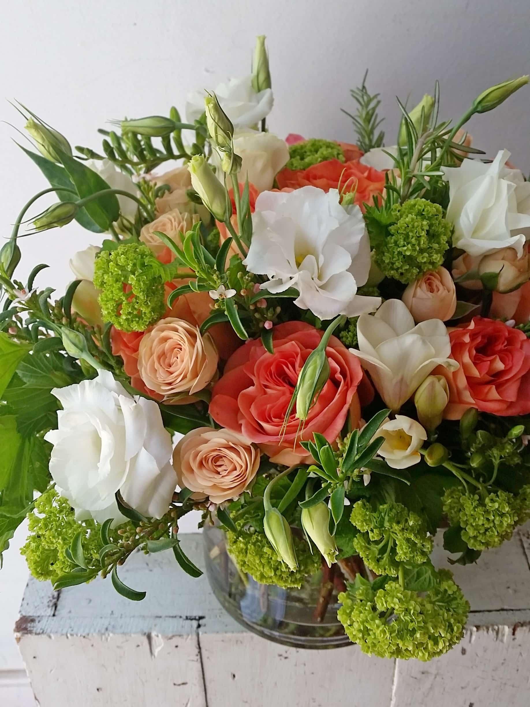 Eva Strawberry Fields Flowers Finds