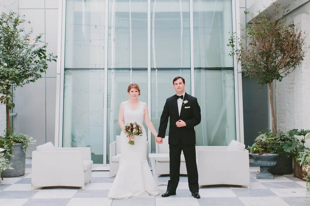 Married September 2016 • Quirk Hotel • Richmond, VA  Tori Watson Photography