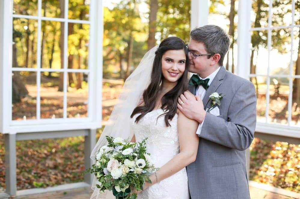 Married October 2016 • Historic Polegreen Church • Mechanicsville, VA • Mary Otanez Photography