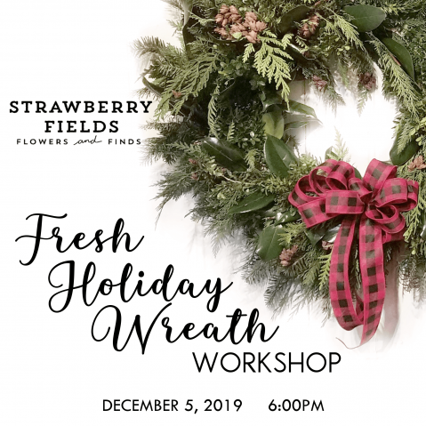 Wreath Workshop